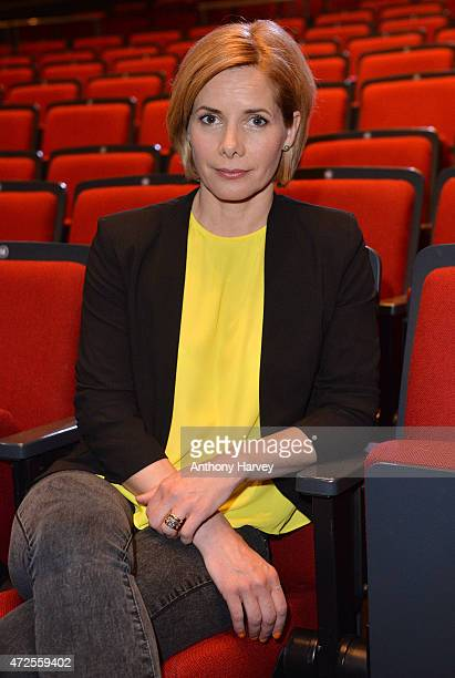 Darcey Bussell attends a photocall ahead of the final of BBC Young Dancer at Sadler's Wells Theatre on May 8 2015 in London England