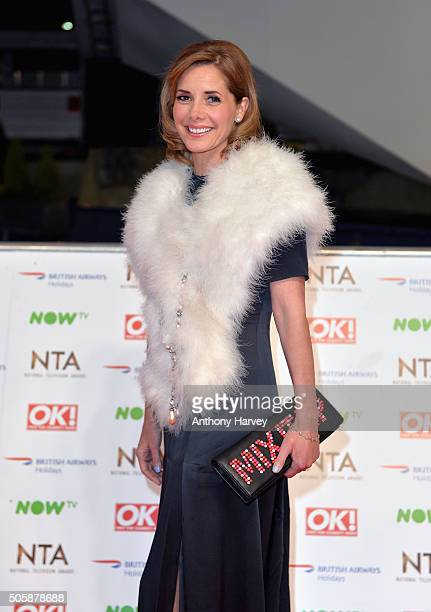 Darcey Bussell attends the 21st National Television Awards at The O2 Arena on January 20 2016 in London England