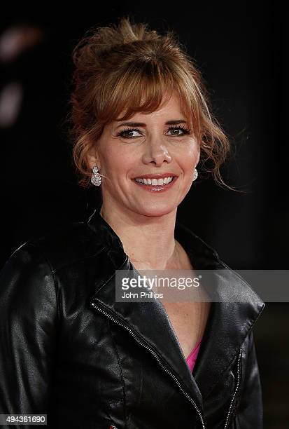 Darcey Bussell attends the Royal Film Performance of 'Spectre'at Royal Albert Hall on October 26 2015 in London England