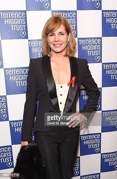 Darcey Bussell attends The Supper Club after party in aid of the Terrence Higgins Trust at The Drury Club on November 4 2015 in London England