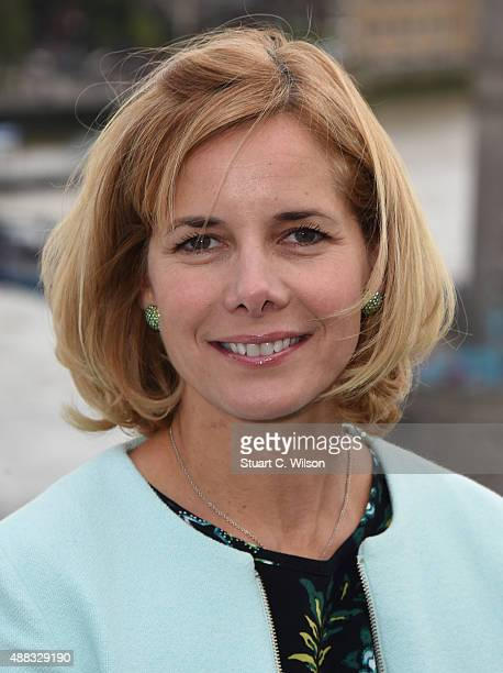 Darcey Bussell welcomes bursary winners in a special event ahead of the Genee International Ballet Competition from the Royal Academy Of Dance at...