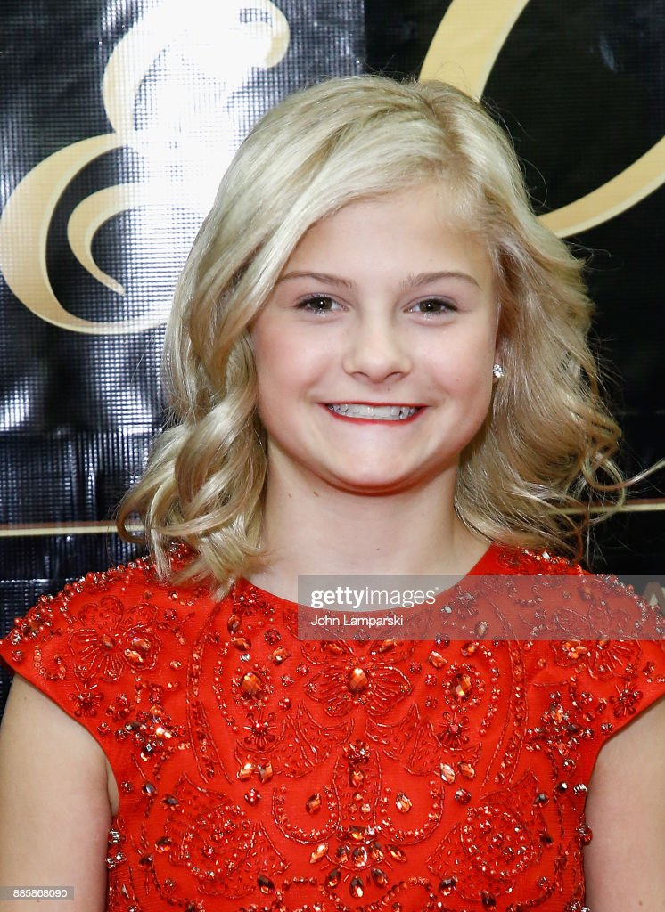 Darci Lynne attends the 2017 One Night With The Stars benefit at the Theater at Madison Square Garden on December 4, 2017 in New York City.