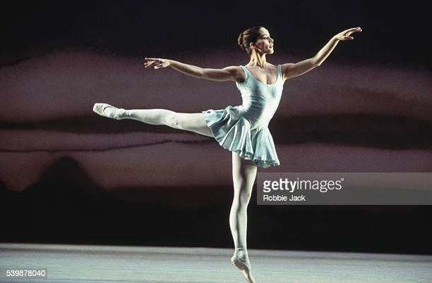 Darcy Bussell in the Royal Ballet Production of Mr Worldy Wise