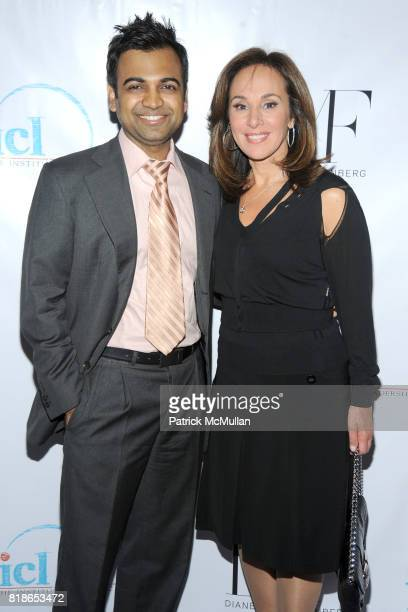 Daren Khairule and Rosanna Scotto attend INSTITUTE FOR CIVIC LEADERSHIP 2010 Spring Benefit at DVF Studio on June 15 2010 in New York City