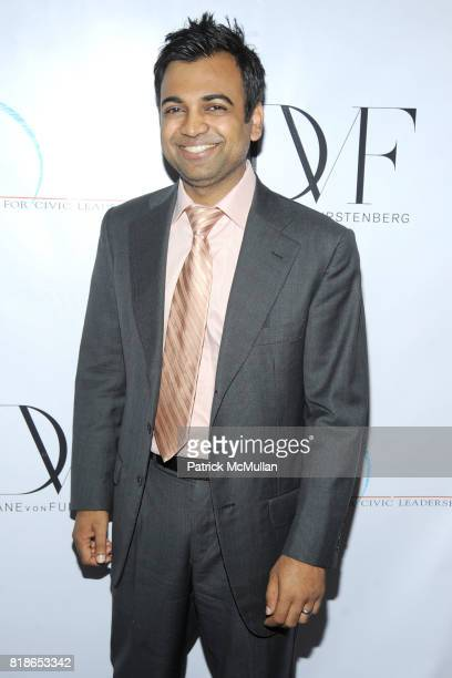 Daren Khairule attends INSTITUTE FOR CIVIC LEADERSHIP 2010 Spring Benefit at DVF Studio on June 15 2010 in New York City