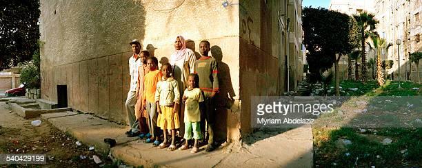 Darfurians in Cairo