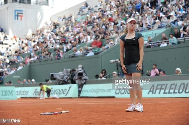 Daria Gavrilova Finale junior Roland Garros 2009 Photo Dave Winter / Icon Sport