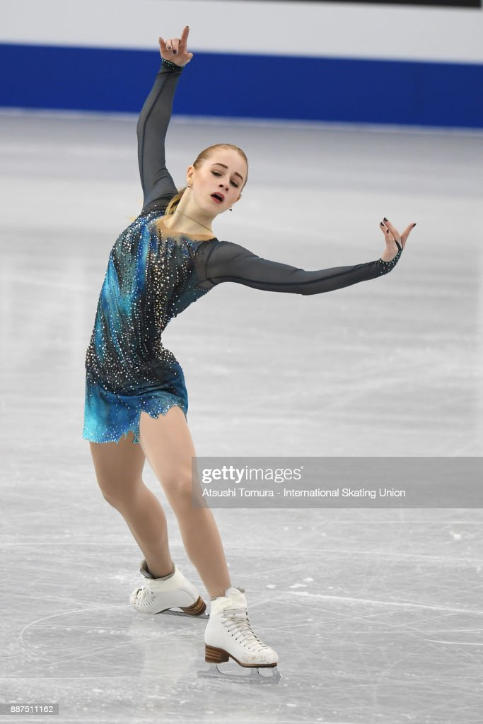 Дарья Паненкова - Страница 6 Daria-panenkova-of-russia-competes-in-the-junior-ladies-short-progam-picture-id887511162
