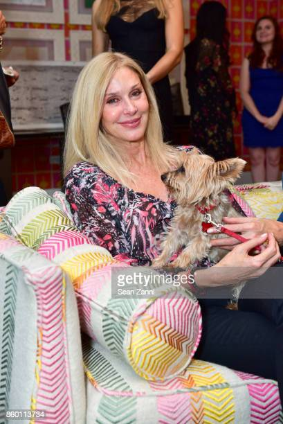 Daria Sowell attends the launch of The Collector Geneva's Sophie Bonvin Code Collection in Collaboration with artist Bill Claps at Crosby Street...