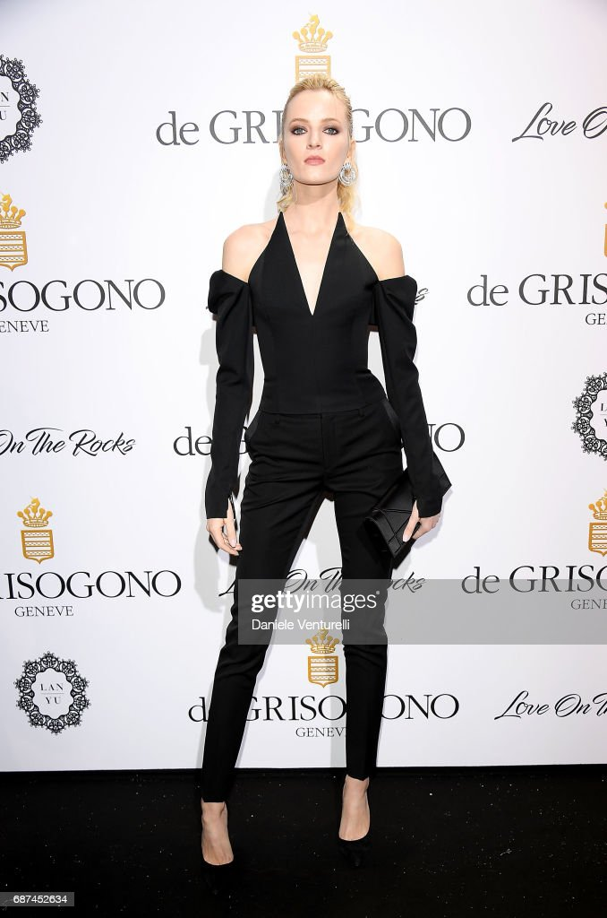 """DeGrisogono """"Love On The Rocks"""" Party - The 70th Annual Cannes Film Festival"""
