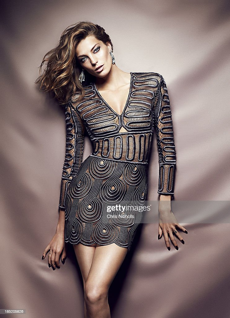 <a gi-track='captionPersonalityLinkClicked' href=/galleries/search?phrase=Daria+Werbowy&family=editorial&specificpeople=637338 ng-click='$event.stopPropagation()'>Daria Werbowy</a> for Fashion Magazine on June 1, 2013 in Toronto, Ontario. COVER IMAGE.