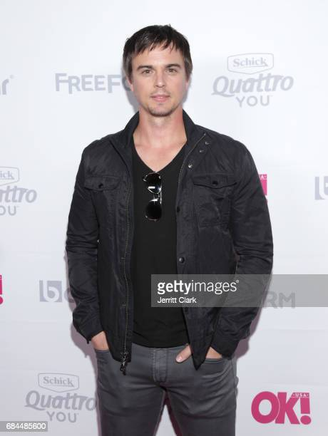 Darin Brooks attends OK Magazine's Summer KickOff Party at W Hollywood on May 17 2017 in Hollywood California
