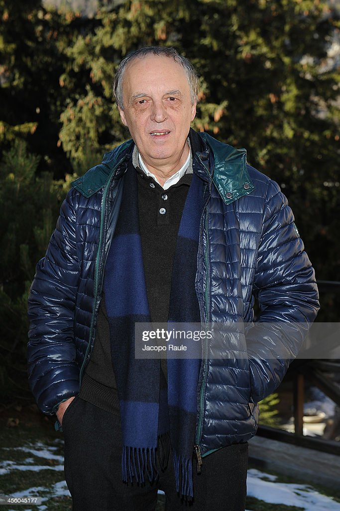 <a gi-track='captionPersonalityLinkClicked' href=/galleries/search?phrase=Dario+Argento&family=editorial&specificpeople=4294495 ng-click='$event.stopPropagation()'>Dario Argento</a> attends Day 4 of the 23rd Courmayeur Noir In Festival on December 13, 2013 in Courmayeur, Italy.