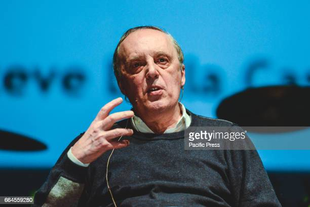 Dario Argento guests of the fifth edition of the 'Biennale Democrazia' cultural event