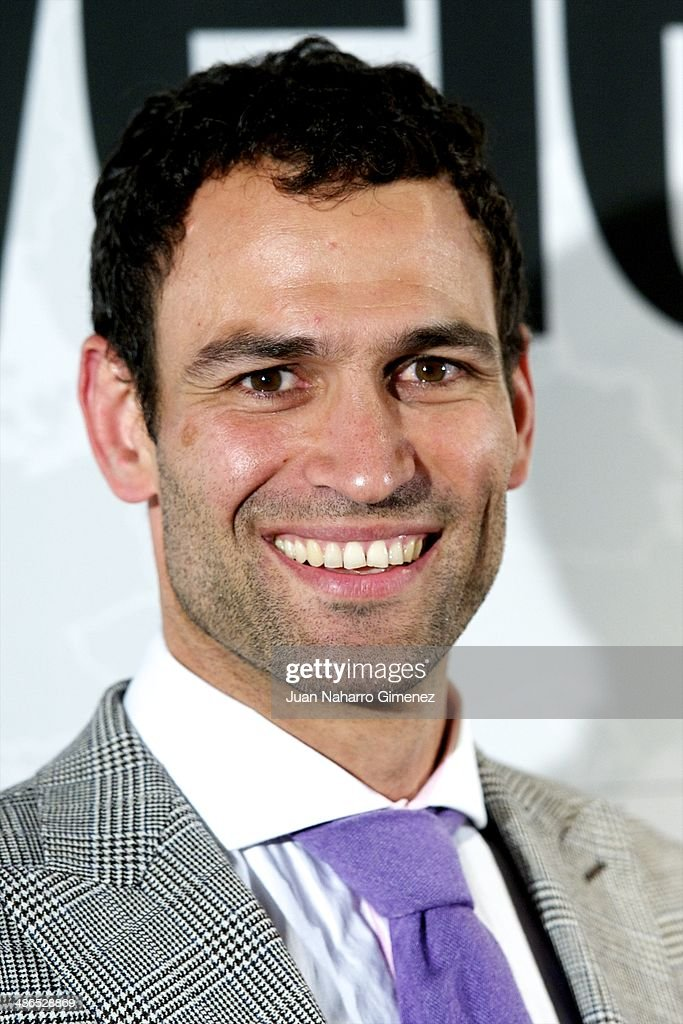 Dario Barrio attends the Conde Nast Traveler Awards 2014 at the Jardines de Cecilio Rodriguez on April 24, 2014 in Madrid, Spain.