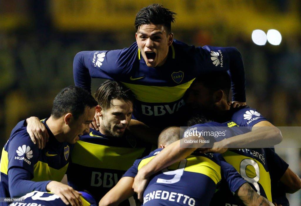 Olimpo v Boca Juniors - Torneo Primera Division 2016/2017