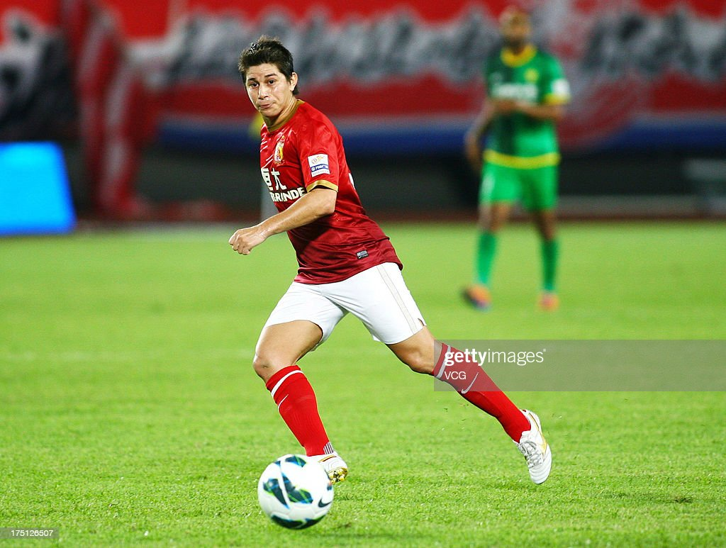 Chinese Super League Guangzhou Evergrande v Beijing Guoan s