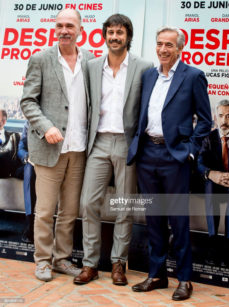 'Despido Procedente' Madrid Photocall
