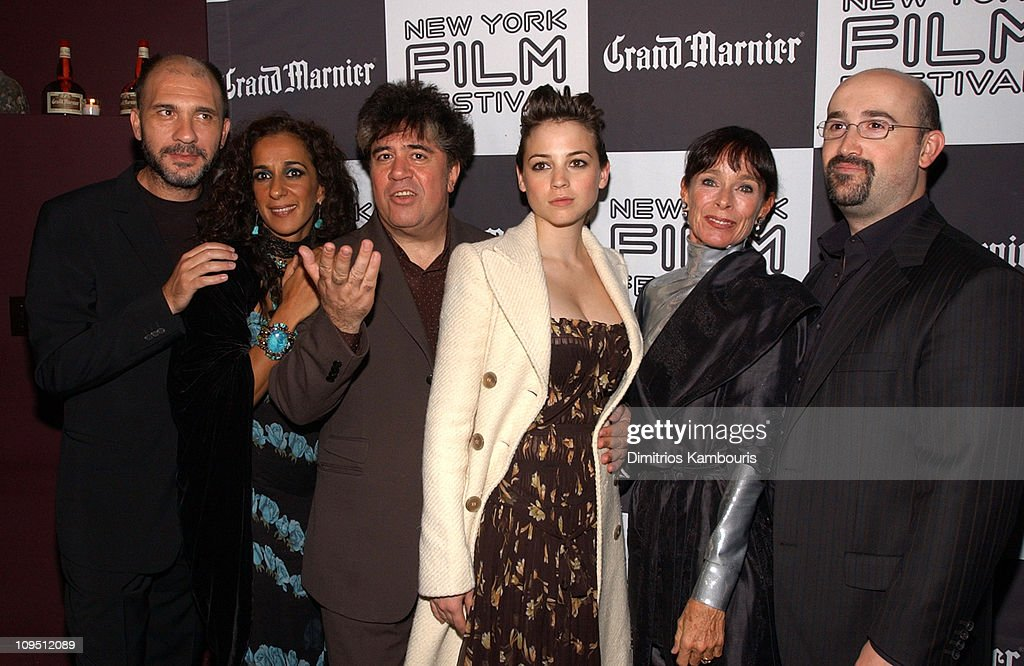 """Grand Marnier Hosts """"The Final Cut"""" - 40th New York Film Festival Closing Night Feature, Sony Picture Classics """"Talk To Her"""""""