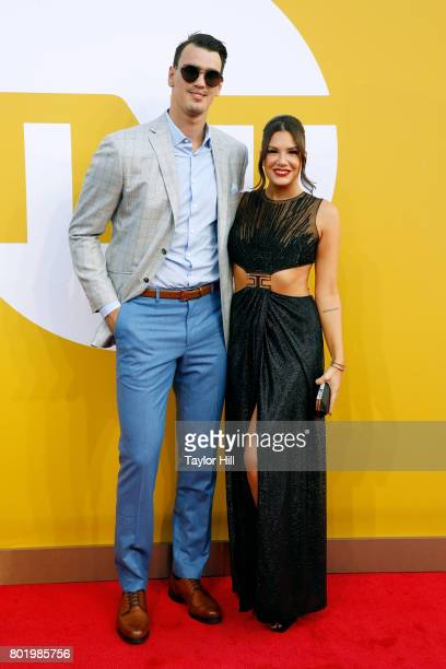 Dario Saric attends the 2017 NBA Awards at Basketball City Pier 36 South Street on June 26 2017 in New York City
