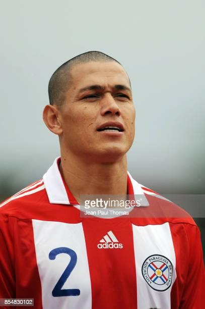 Dario VERON Paraguay / Cote d Ivoire Match Amical Preparation Coupe du Monde Evian