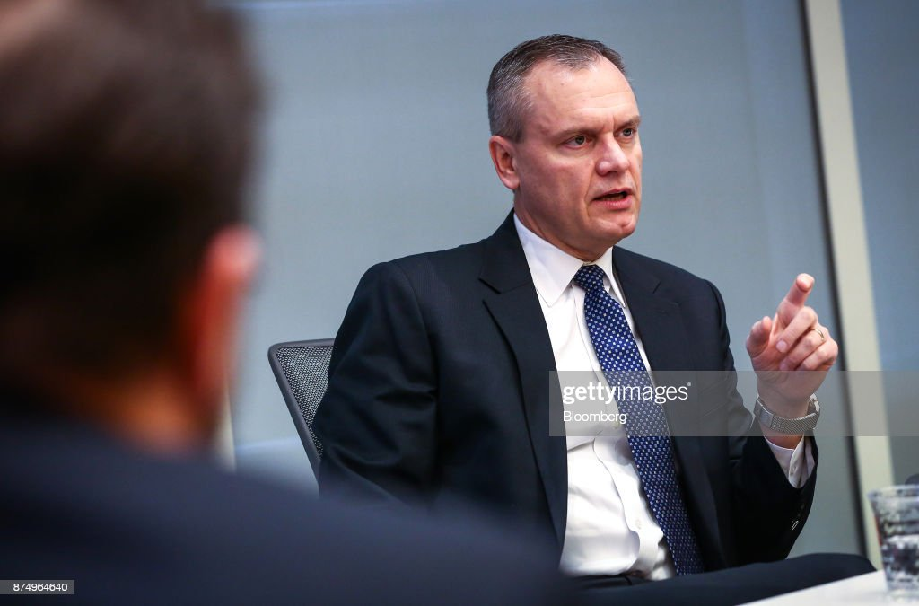 Honeywell International Inc. Chief Executive Officer Darius Adamczyk Interview