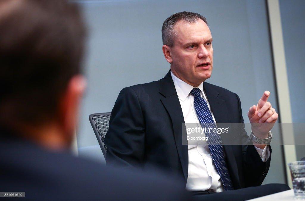 Honeywell International Inc. Chief Executive Officer Darius Adamczyk Interview
