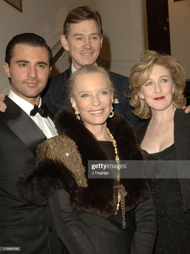 Darius Danesh, Anthony Andrews, <a gi-track='captionPersonalityLinkClicked' href=/galleries/search?phrase=Princess+Michael+of+Kent&family=editorial&specificpeople=160260 ng-click='$event.stopPropagation()'>Princess Michael of Kent</a> and <a gi-track='captionPersonalityLinkClicked' href=/galleries/search?phrase=Patricia+Hodge&family=editorial&specificpeople=228366 ng-click='$event.stopPropagation()'>Patricia Hodge</a>