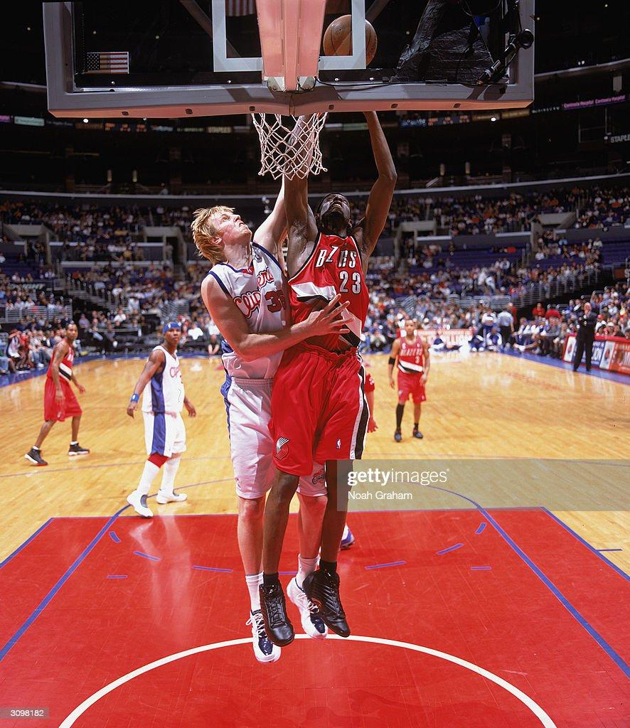 Portland Nba: Portland Trail Blazers V L.A. Clippers