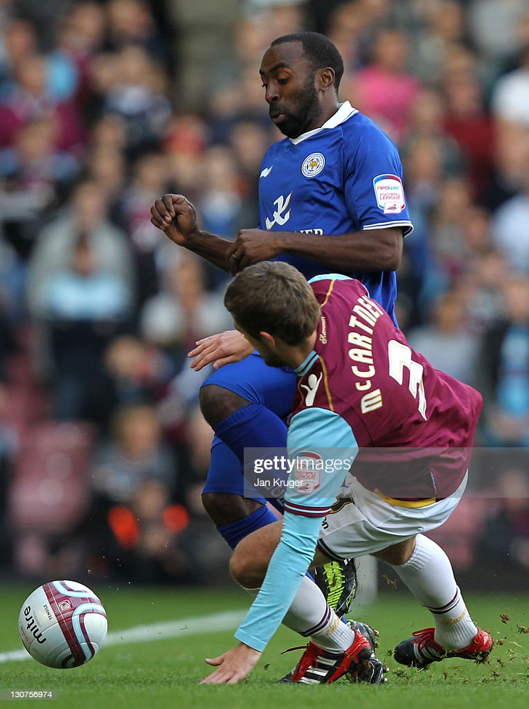 West Ham United v Leicester City - npower Championship