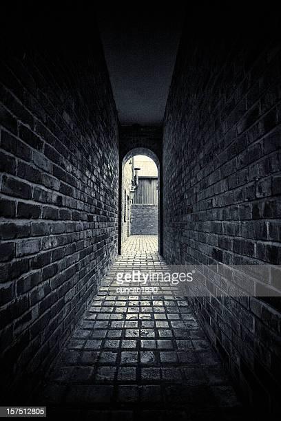 Oscuridad Alley