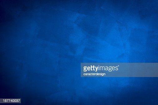 Dark blue grunge background