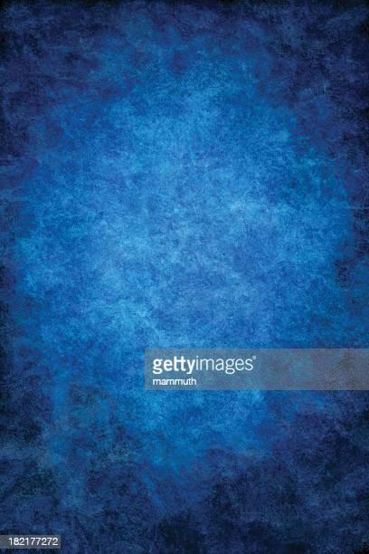 Fond grunge bleu foncé