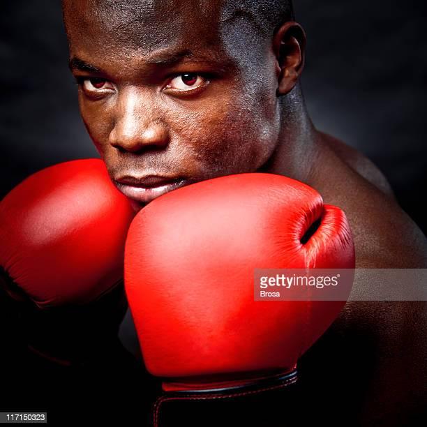 Dark boxer