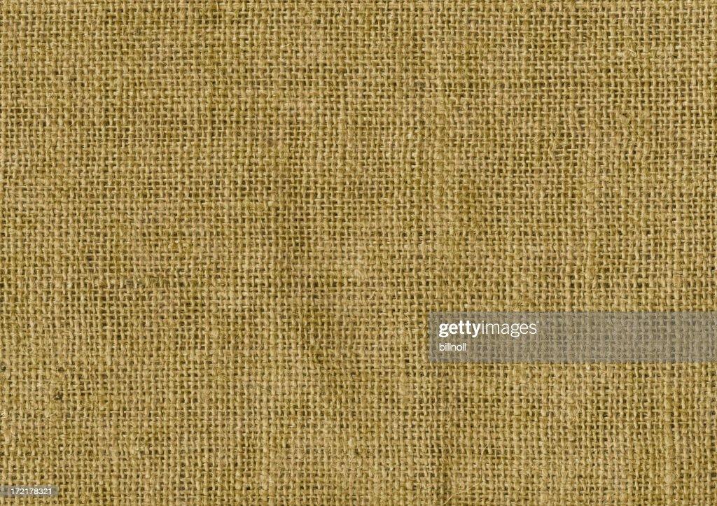 High resolution dark brown canvas texture