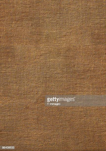Dark burlap background