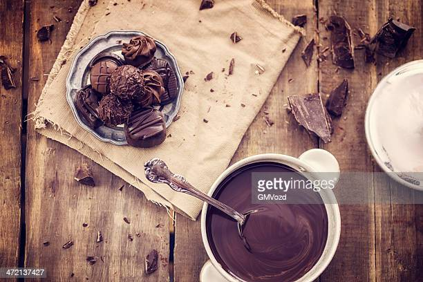 Oscuridad, Chocolates