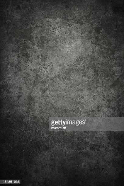 Dunkles Grau grunge-Textur