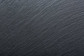 Dark grey and black slate granite background. Texture background for your project