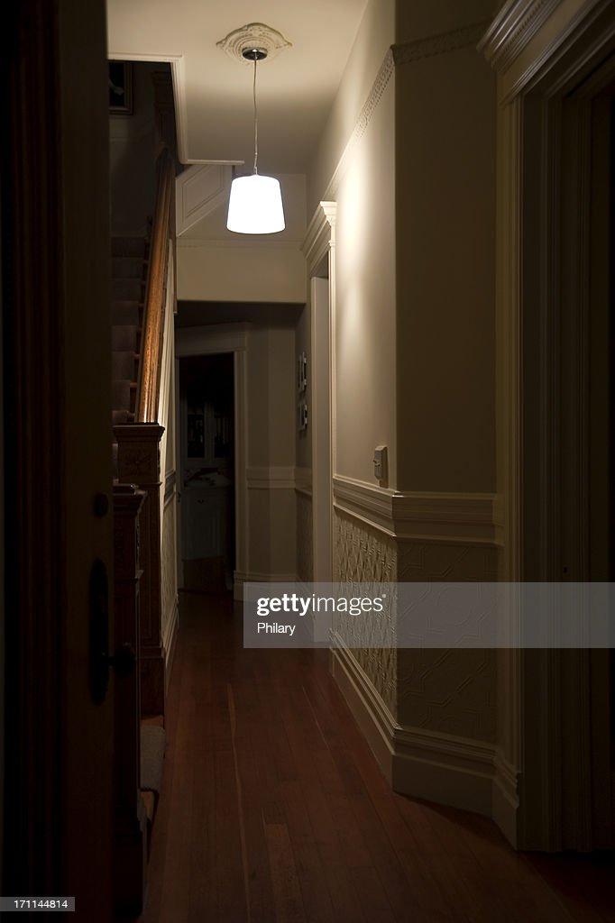 Dark Hallway