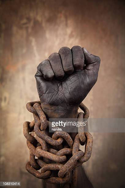 Dark Hand in Heavy Chains