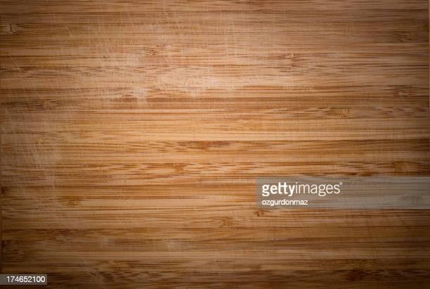 ダークな木製の背景。