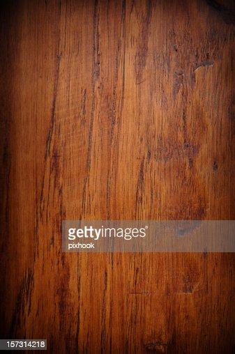 Dark Hardwood