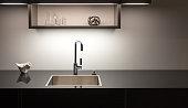 Stylish and Elegant Kitchen Counter