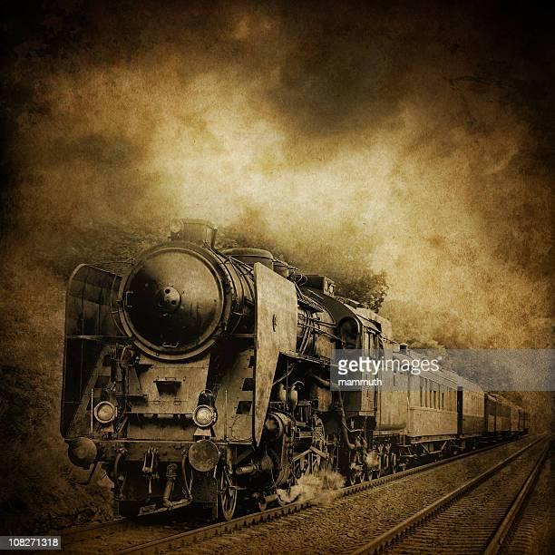 Escuro Locomotiva