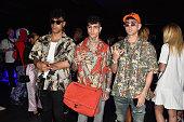 Palm Angels - Front Row - Milan Men's Fashion Week...