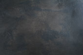 Dark black rustic painted background with texture