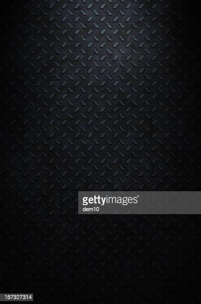 Dark toned sheet metal