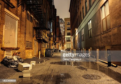 ダーク都市 Street