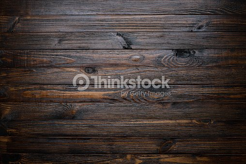 Fond en bois sombre : Photo